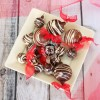 Homemade Chocolate Christmas Ornaments