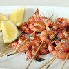 Shrimp Skewers, So Easy to Prepare