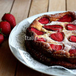 An addictive strawberry cake recipe